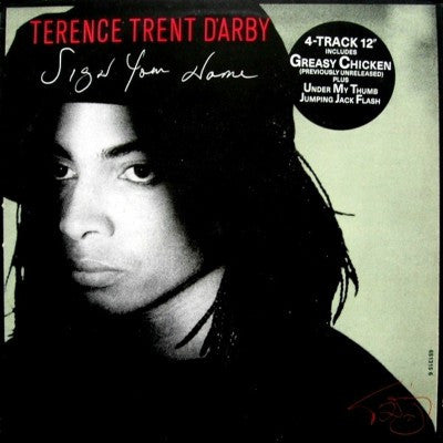 Terence Trent D'Arby ‎– Sign Your Name