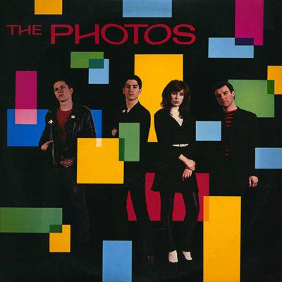 Photos, The ‎– The Photos + Blackmail Tapes (2xLP)