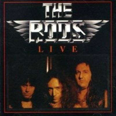 Rods, The ‎– Live