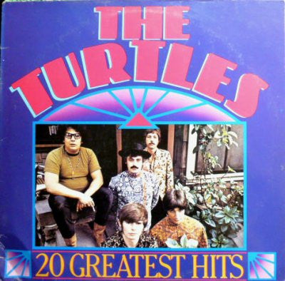 The Turtles ‎– 20 Greatest Hits