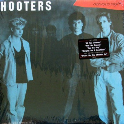 Hooters  ‎– Nervous Night