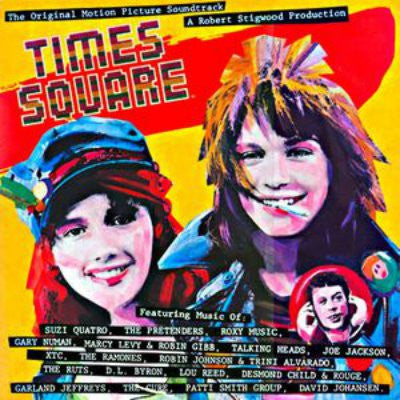 "The Original Motion Picture Soundtrack ""Times Square"" (2xLP)"