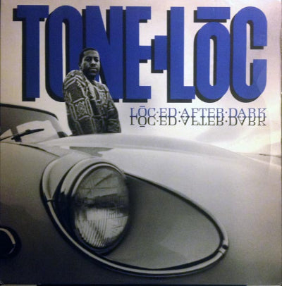 Tone-Lōc ‎– Lōc'ed After Dark