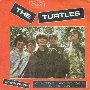Turtles, The ‎– Come Over
