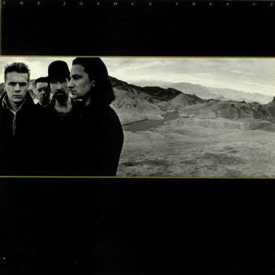 U2 ‎– The Joshua Tree