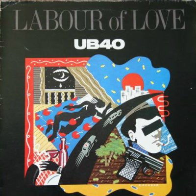 UB40 ‎– Labour Of Love
