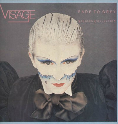 Visage ‎– Fade To Grey (The Singles Collection)