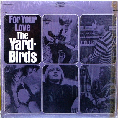 Yardbirds, The ‎– For Your Love