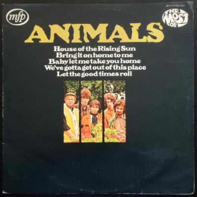 Animals ‎– The Most Of