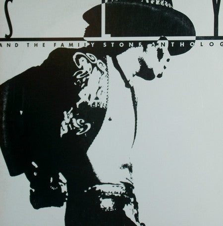 Sly & The Family Stone ‎– Anthology (2xLP)