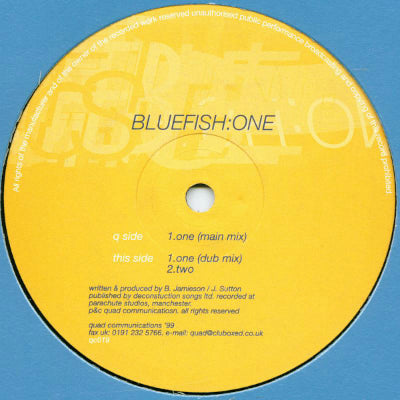Bluefish ‎– One
