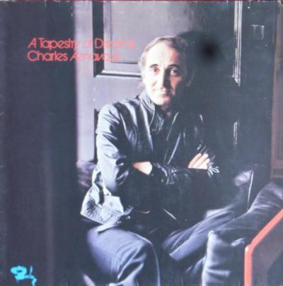 Charles Aznavour ‎– A Tapestry Of Dreams