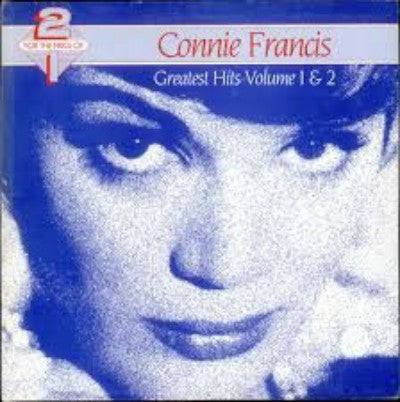Connie Francis ‎– Greatest Hits Volume 1 & 2 (2xLP)