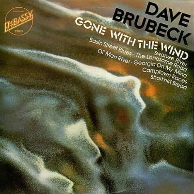 Dave Brubeck ‎– Gone With The Wind
