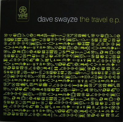 Dave Swayze ‎– The Travel E.P