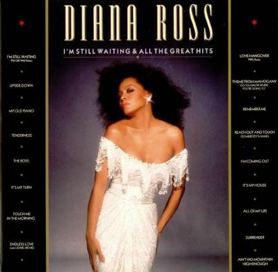 Diana Ross ‎– I'm Still Waiting & All The Greatest Hits