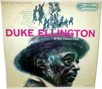 Duke Ellington And His Orchestra ‎– At The Cotton Club
