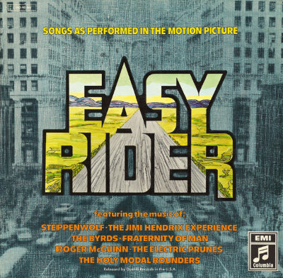 Easy Rider - Songs As Performed In The Motion Picture