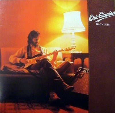 Eric Clapton ‎– Backless