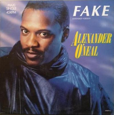 Alexander O'Neal ‎– Fake (Extended Version)