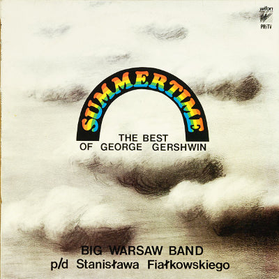 Big Warsaw Band ‎– Summertime: The Best Of George Gershwin