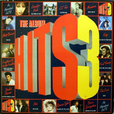 Various ‎– Hits 3 - The Album (2xLP)