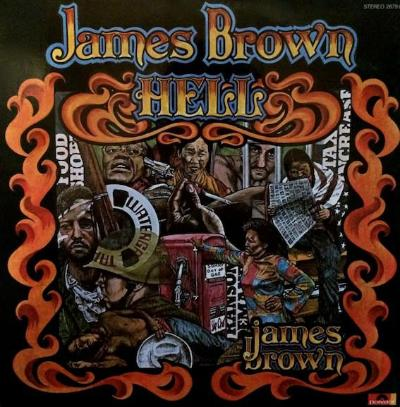 James Brown ‎– Hell (2xLP)