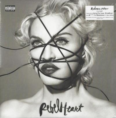 Madonna ‎– Rebel Heart (Limited Edition 2xLP)