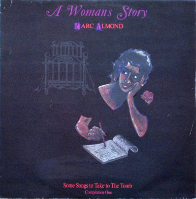 Marc Almond ‎– A Woman's Story (Some Songs To Take To The Tomb - Compilation One)
