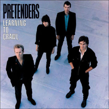 Pretenders, The ‎– Learning To Crawl