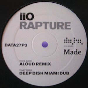 iiO ‎– Rapture