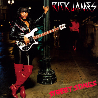 Rick James ‎– Street Songs