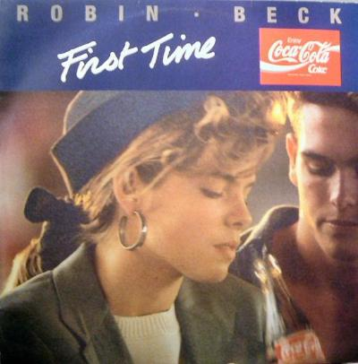 Robin Beck ‎– First Time