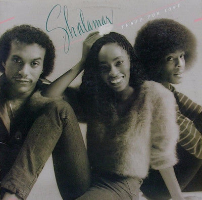 Shalamar ‎– Three For Love