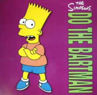 The Simpsons ‎– Do The Bartman