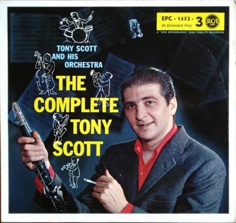 Tony Scott And His Orchestra ‎– The Complete Tony Scott, Vol. III