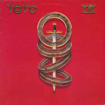 Toto ‎– Toto IV