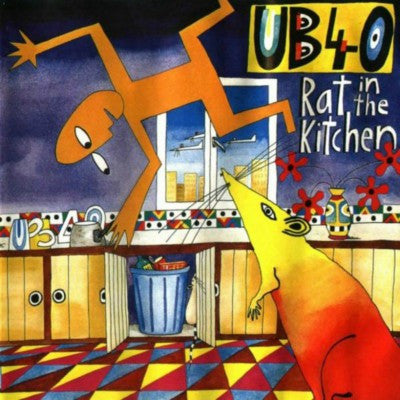 UB40 ‎– Rat In The Kitchen