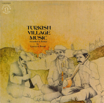 Various ‎– Turkish Village Music