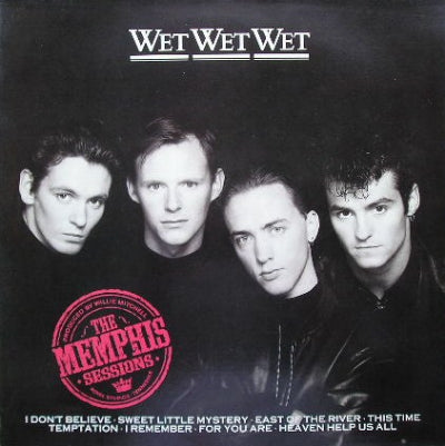 Wet Wet Wet ‎– The Memphis Sessions