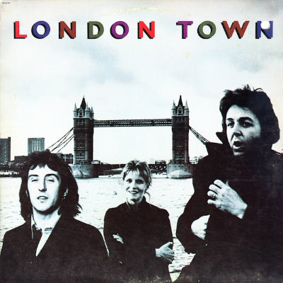 Wings ‎– London Town