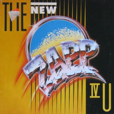 Zapp ‎– The New Zapp IV U