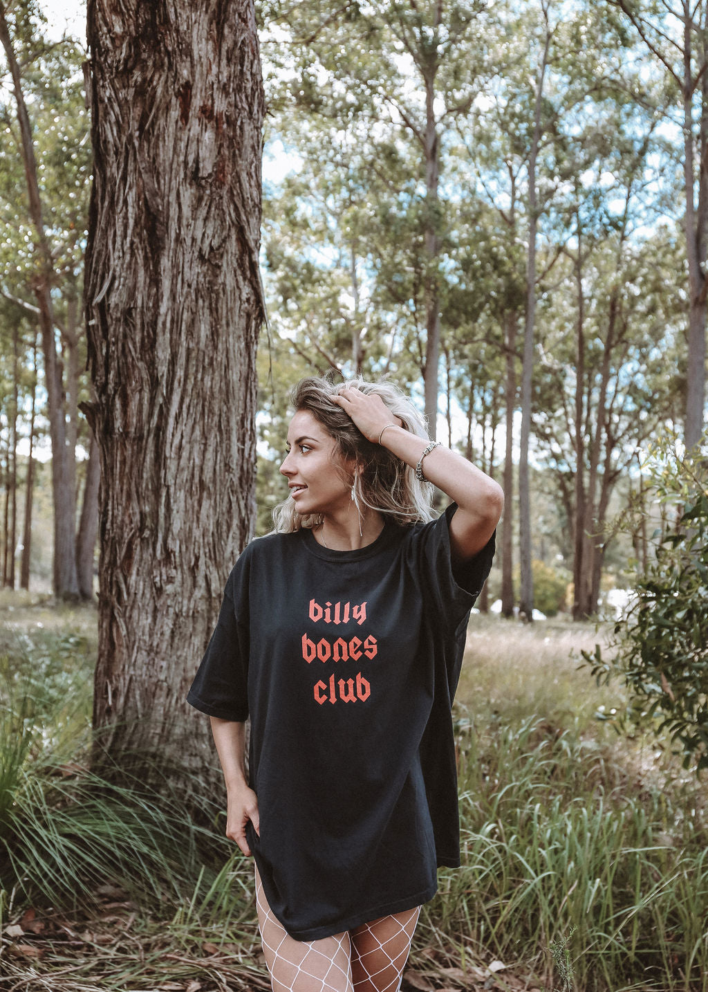 clubSCREAM Tee - Vintage Black