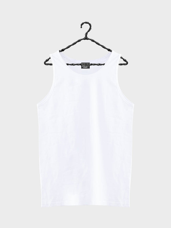 The Essential Singlet - White