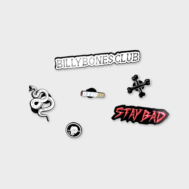 GOOD TIMES PIN PACK