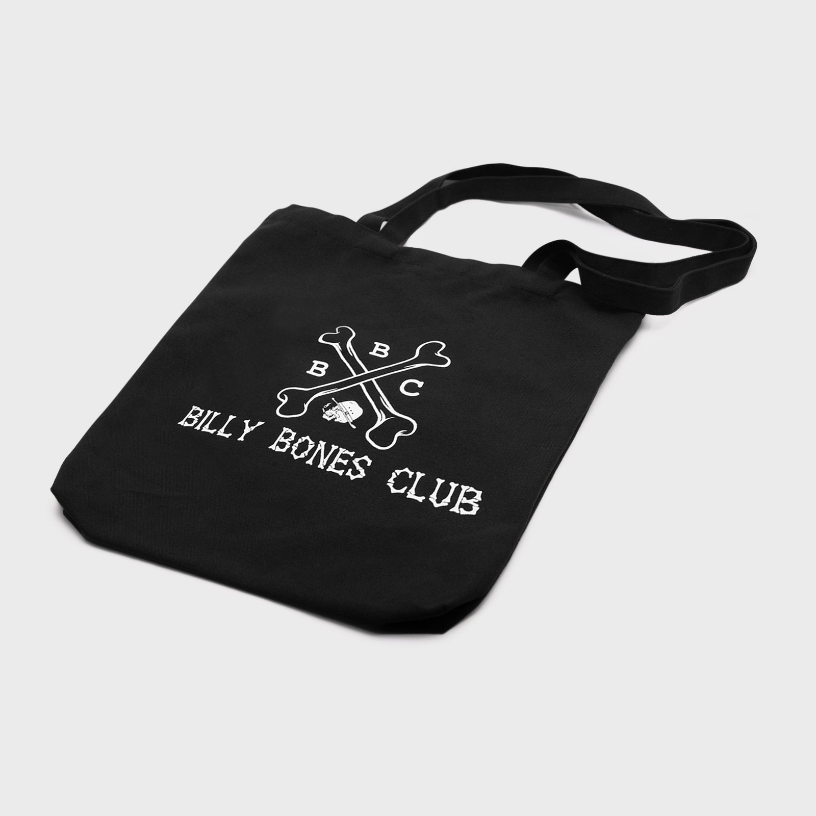 Logo Tote - Washed Black