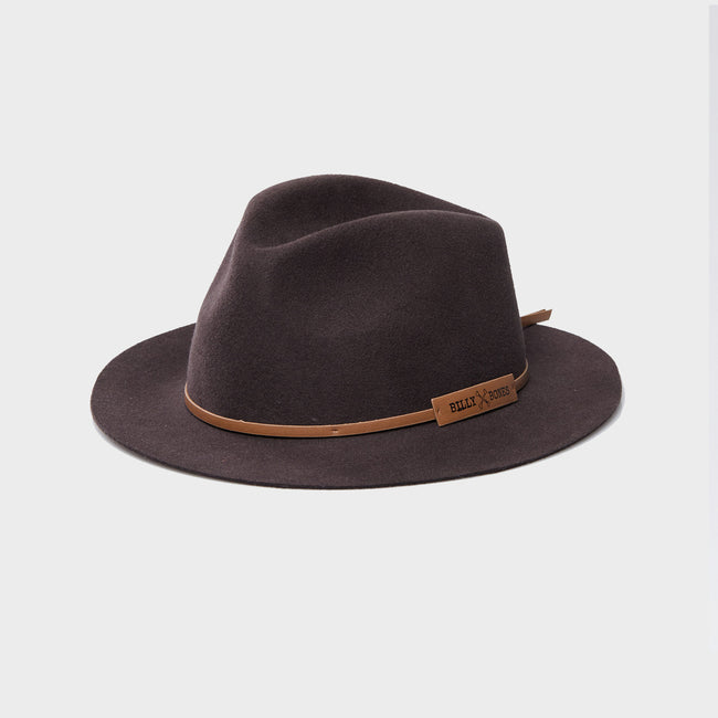 Whisky Brown - Floppy Fedora