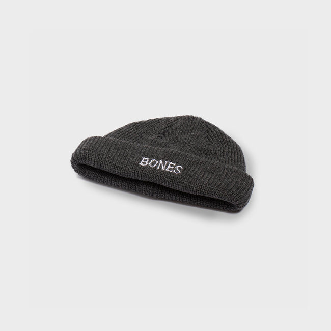 Grey Bones - Docker Knit Beanie