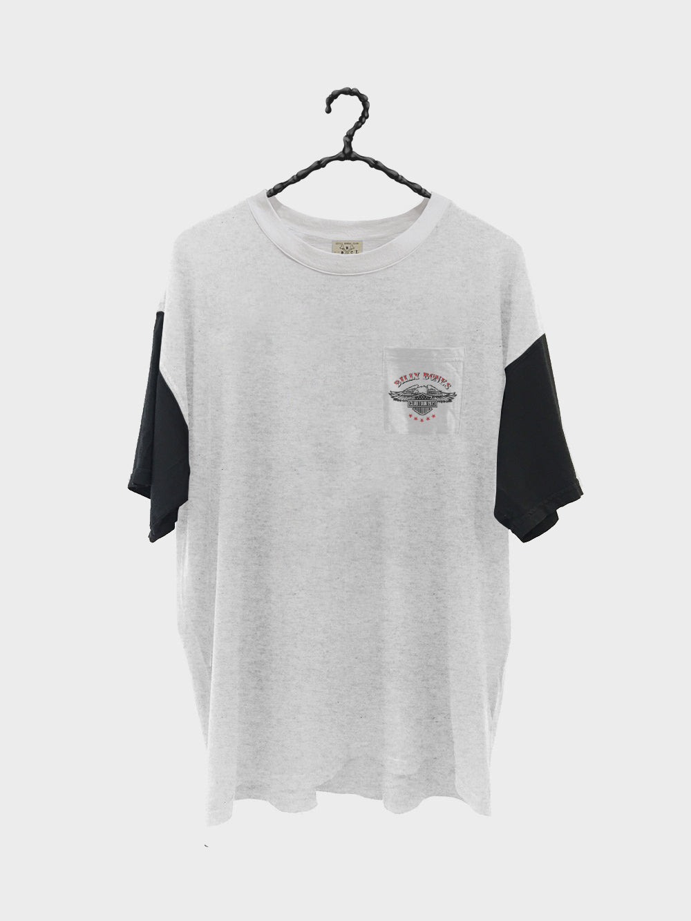 Moto Club Tee - Two Tone