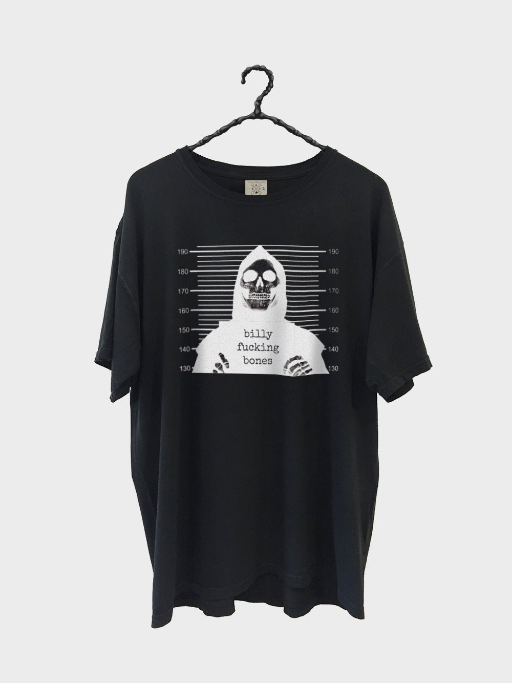 Caught Dead Tee - Vintage Black